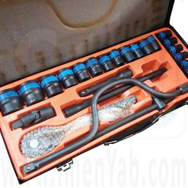 جعبه بکس 24 پارچه فشار قوی UT