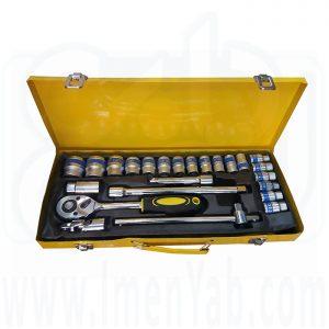 جعبه بکس 24 پارچه King Tools