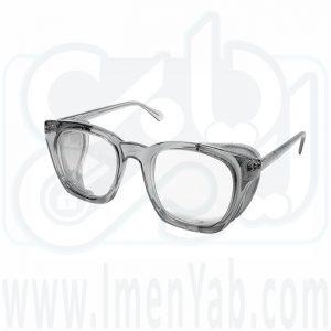 عینک سنگ زنی بغل توری