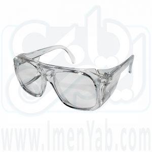 عینک سنگ زنی بغل دار
