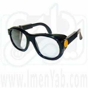 عینک سنگ زنی بغل دار رگلاژی