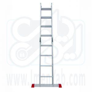 نردبان تاشو چهار تکه 16 پله هارمونی