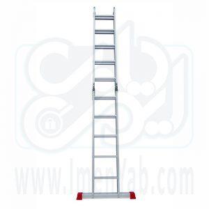 نردبان تاشو چهار تکه 20 پله هارمونی