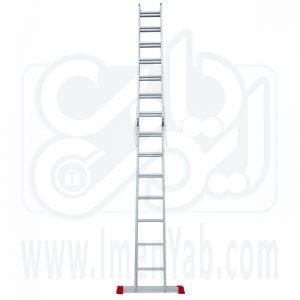 نردبان تاشو چهار تکه 28 پله هارمونی
