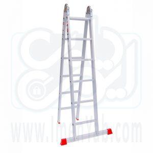 نردبان تاشو 2 تکه 12 پله هارمونی