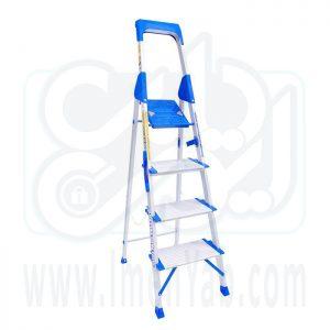 نردبان خانگی 4 پله هایلوکس
