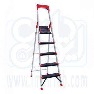 نردبان خانگی 5 پله کلاسیک