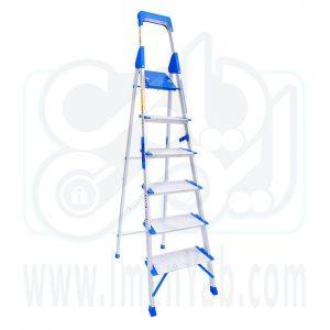 نردبان خانگی 6 پله هایلوکس