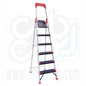 نردبان خانگی 6 پله کلاسیک
