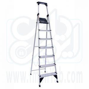 نردبان خانگی 7 پله اطلس