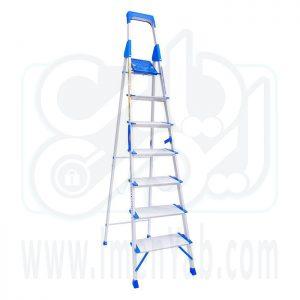 نردبان خانگی 7 پله هایلوکس