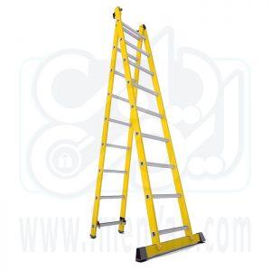نردبان مخابراتی الگانت 18 پله