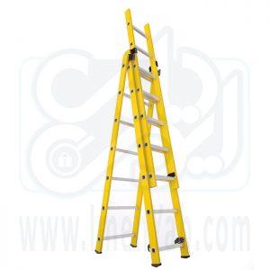 نردبان مخابراتی 21 پله الگانت