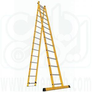 نردبان مخابراتی 6 متری الگانت