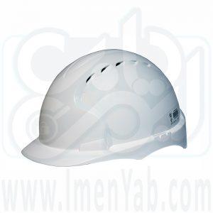 کلاه ایمنی مهندسی سفید JSP