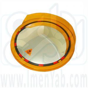 آینه محدب ترافیکی فریم دار قطر 40