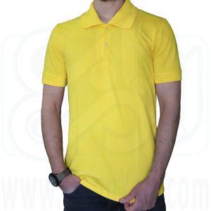 تیشرت_مردانه_زرد