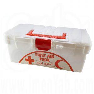 جعبه کمکهای اولیه