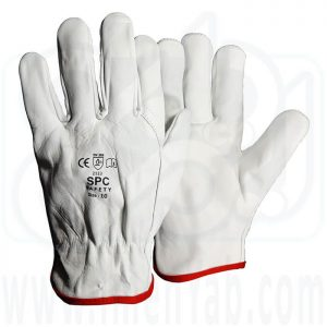 دستکش جوشکاری ساق کوتاه آرگون