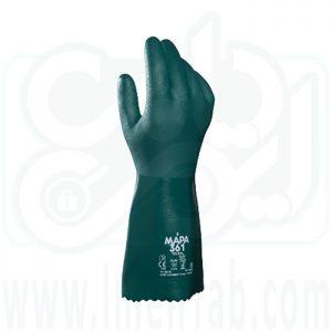 دستکش نیتریل MAPA 361