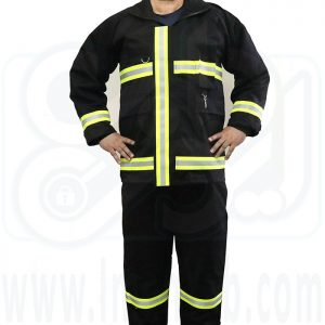 لباس آتش نشانی