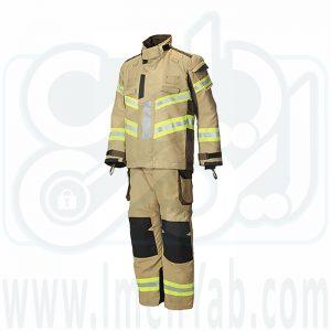 لباس آتش نشانی بالی کلر