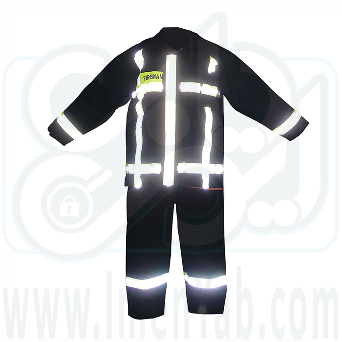 لباس آتش نشانی طرح بریستول