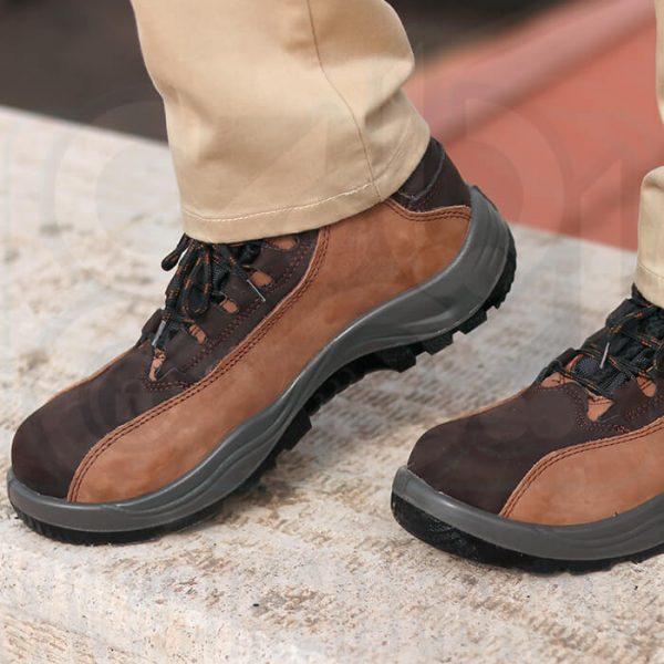 کفش ایمنی نبوک 3max