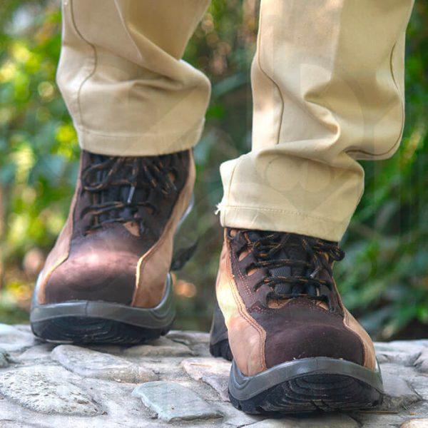 کفش مهندسی مردانه نبوک