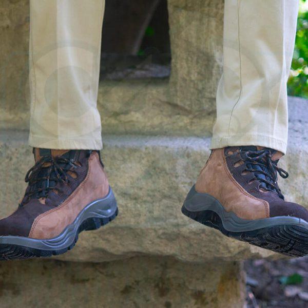 کفش نبوک مردانه