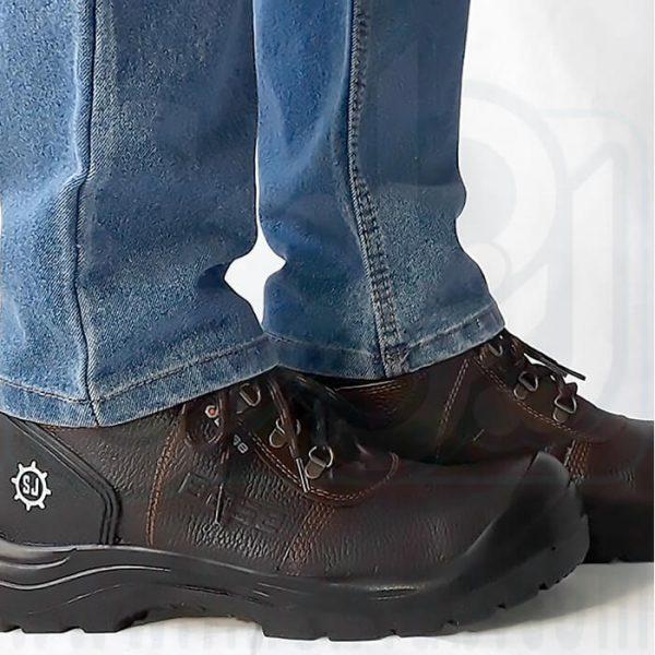 کفش مهندسی چرمی