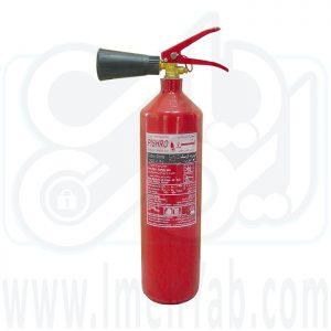 کپسول آتش نشانی CO2 2 کیلویی پیشرو