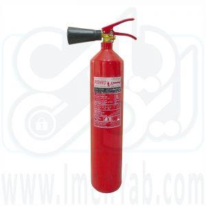 کپسول آتش نشانیCO2 3 کیلویی پیشرو