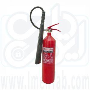 کپسول آتش نشانی CO2 4 کیلویی پیشرو
