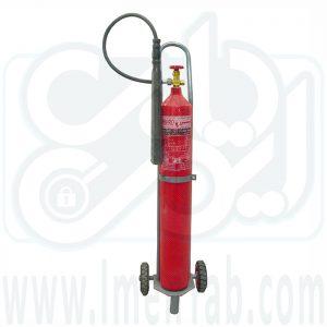 کپسول آتش نشانی CO2 9 کیلویی پیشرو