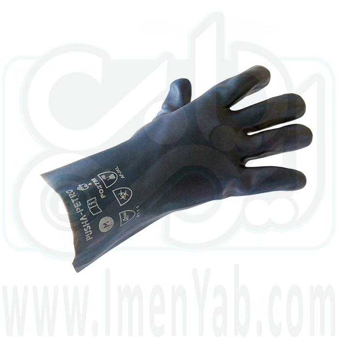 دستکش ضد حلال پوشا