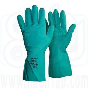 دستکش نیتریل مالزی Chem_Gard
