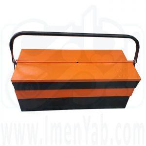 جعبه ابزار فلزی 50 سانت 3 طبقه Lion