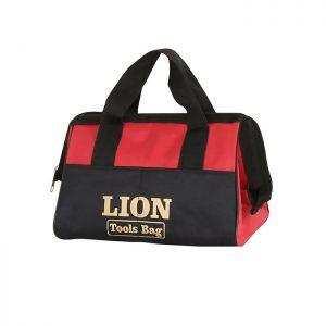 کیف ابزار با آستر و ابر 28 سانت Lion