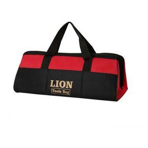 کیف ابزار با آستر و ابر 48 سانت Lion