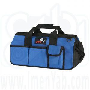 کیف ابزار تفکیک شده با بند بلند 40 سانت Lion