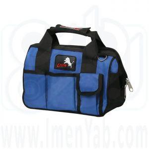 کیف ابزار دوبل تفکیک شده با بند بلند Lion