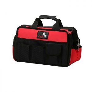 کیف ابزار سه لایه چسب دار بند بلند Lion